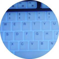 Tastatura SERIOUX, model: LK9200EL, layout: US, ALB, USB