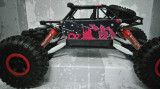 Red Speed  Jeeep 4x4 masina telecomanda radiocomanda noua buggy Crawler Rock T