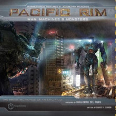 Pacific Rim: Man, Machines, and Monsters - Carte in engleza
