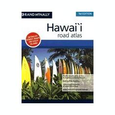 Rand McNally Hawaii Road Atlas - Harta Rutiera