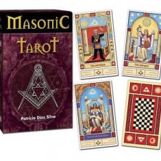 Masonic Tarot - Carte in engleza