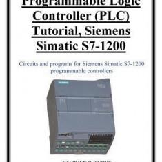 Programmable Logic Controller (Plc) Tutorial, Siemens Simatic S7-1200 - Carte in engleza