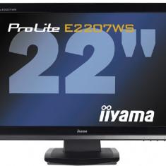 MONITOR IIYAMA; model: PROLITE E2207WS-B1; 22