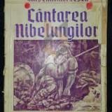 Gh.dem. andreescu cantarea nibelungilor - Carte veche