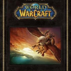 The Art of World of Warcraft - Carte in engleza