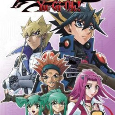Yu-GI-Oh! 5d's, Vol. 9 - Carte in engleza