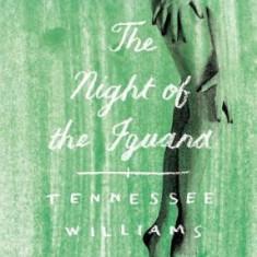 The Night of the Iguana - Carte in engleza