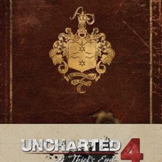 Uncharted Hardcover Ruled Journal - Carte in engleza