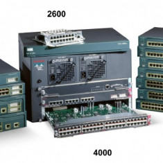ROUTER CISCO; model: CATALYST 2600; MANAGEMENT - Router wireless