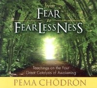 From Fear to Fearlessness: Teachings on the Four Great Catalysts of Awakening foto mare