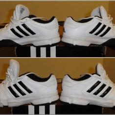 Adidasi sport adidas Barracks Fitness pentru barbati, marimea 47 1/3 - Adidasi barbati, Culoare: Alb