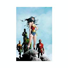 Sensation Comics Featuring Wonder Woman, Volume 2 - Carte in engleza
