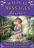 Magical Messages from the Fairies Oracle Cards: A 44-Card Deck and Guidebook