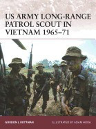 US Army Long-Range Patrol Scout in Vietnam 1965-71 foto