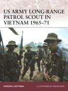 US Army Long-Range Patrol Scout in Vietnam 1965-71 foto