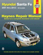 Hyundai Sante Fe: 2001 Thru 2012 All Models foto