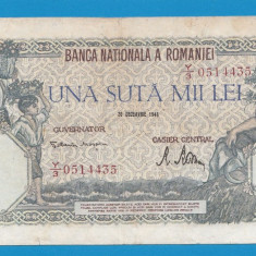 100000 lei 1946 20 decembrie 12 - Bancnota romaneasca