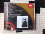 Maurice Ravel Henri Duparc Claude Debussy cd disc muzica clasica sigilat nou emi, emi records