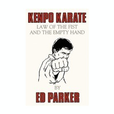 Kenpo Karate - Carte in engleza