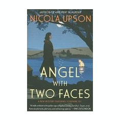 Angel with Two Faces: A Mystery Featuring Josephine Tey - Carte in engleza