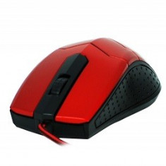Mouse SPACER; model: SPMO-324; NEGRU; USB
