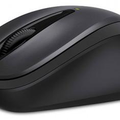 Mouse MICROSOFT; model: Moblie 3000; NEGRU; USB; WIRELESS