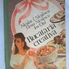 N. I. Niculescu, E. Niculescu, I. Otel – Bucataria creativa