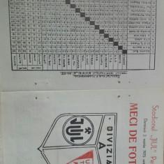 Program            Jiul  -  UTA