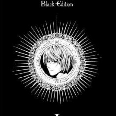 Death Note Black Edition, Vol. 1 - Carte in engleza