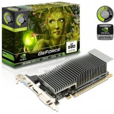 Placa video GEFORCE GT 520 PCI-E 1GB DDR3 64BIT - Placa video PC NVIDIA