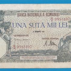 100000 lei 1946 20 decembrie 14 - Bancnota romaneasca