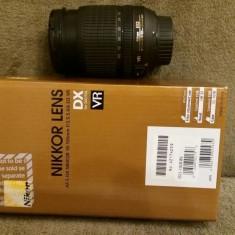 Obiectiv Nikon 18-105mm - Obiectiv DSLR