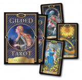 The Gilded Tarot [With 78-Card Tarot DeckWith Organdy Tarot Bag]