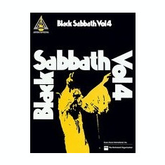 Black Sabbath, Volume 4 - Carte in engleza