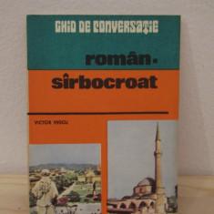 VICTOR VESCU - GHID DE CONVERSATIE ROMAN SARBOCROAT