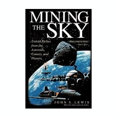 Mining the Sky - Carte in engleza