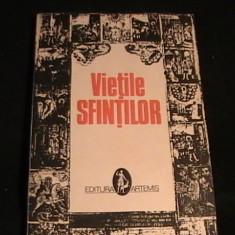VIETILE SFINTILOR-AL LASCAROV MOLDOVANU-253 PG-