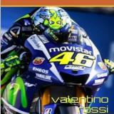 Valentino Rossi Legend - Carte in engleza