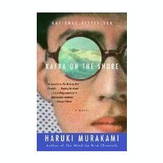 Kafka on the Shore - Carte in engleza