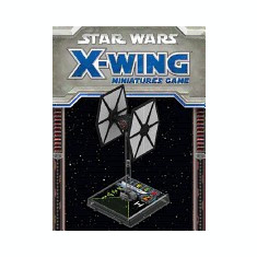 Star Wars X-Wing Miniatures Game: Tie/Fo Fighter Expansion Pack - Carte in engleza