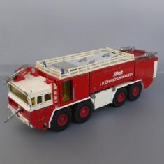 Faun Metz Pompieri, Siku V332 - Macheta auto