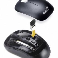 Mouse GENIUS; model: TRAVELER 6000; NEGRU; USB; WIRELESS