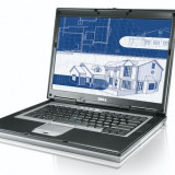 Laptop DELL Precision M4300; Intel Core 2 Duo T7700; 2.4 GHz; 2 GB RAM; 120 GB HDD; nVIDIA Quadro FX 360M; 15.4 INCH; DVDRW;