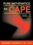 Pure Mathematics for Cape Volume 2