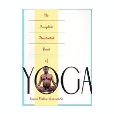 The Complete Illustrated Book of Yoga - Carte in engleza