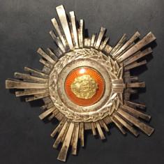 Steaua Romaniei RSR cls a V-a argint - Ordin