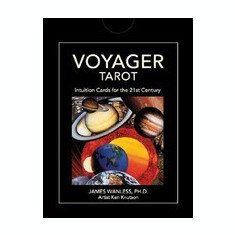 Voyager Tarot: Intuition Cards for the 21st Century [With Guidebook] - Carte ezoterism