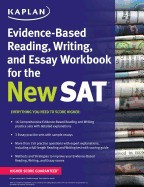 Kaplan Evidence-Based Reading, Writing, and Essay Workbook for the New SAT foto