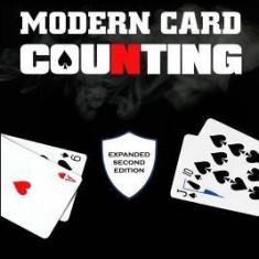 Modern Card Counting: Blackjack - Carte in engleza