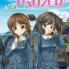 Girls and Panzer, Volume 4 - Carte in engleza